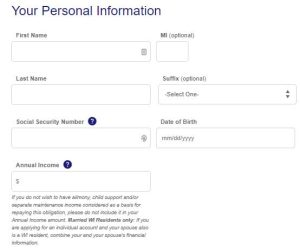 Bed Bath And Beyond Credit Card Personal Info