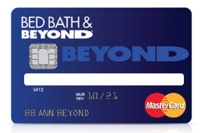 Bed Bath and Beyond Credit Card